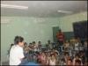 Oficina de reciclagem -  Escola Municipal Professor Valter