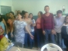 Palestra sobre ambietalização - Escola Nicolau Boscardin