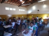 Palestra sobre coleta seletiva - Escola Paulo Freire