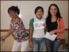 Palestra sobre compostagem - Escola Zélia Matias