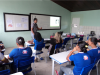 Palestra sobre agrotóxicos - Centro Educacional Estadual Profissionalizante - Juazeiro