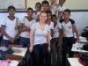 Palestra sobre agrotóxicos - Escola Professor Simão Amorim Durando - Petrolina