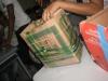 Oficina de reciclagem na Escola Padre Luiz Cassiano - Petrolina-PE - 06, 13 e 20.03.2014