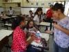 Palestra sobre Reciclagem e Realização da Oficina de Reciclagem na Escola Prof Simão Durando - Petrolina-PE - 11.04.2014