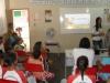 Palestra sobre coleta seletiva na Escola Ludgero de Souza Costa em Juazeiro-BA (1)