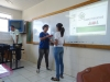 Palestra de Agrotóxicos na Escola Misael Aguilar - Juazeiro-BA - 26.05.2014