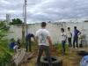 Atividade de Horta na Escola Normal Estadual Edivaldo Machado Boaventura - Juazeiro-BA - 30.05.2014