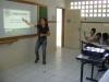Atividade de Horta na Escola Misael Aguilar - Juazeiro-BA - 07.06.2014