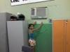 Adesivagem - Escola Municipal Mãe Vitória - 06.11.14 - Petrolina-PE