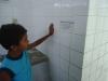 Adesivagem - Escola Municipal Professor Walter Gil - 07.11.14 - Petrolina-PE