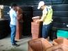 Limpeza e triagem de coletores da Univasf - Juazeiro-BA - 21.07.15