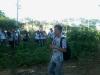 Atividade de arborização - Residência Universitária Univasf Campus Ciências Agrárias - Petrolina