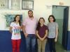 Implantação de horta - Escola de Aplicação - Petrolina