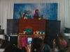 Apresentação do teatro de fantoches - Espaço Alegria - Petrolina-PE