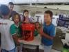 Atividade de coleta e destinação adequada de pilhas e baterias - Escola Municipal Professor Walter Gil - 05.11.14 - Petrolina-PE