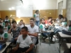 Mobilização sobre os perigos dos agrotóxicos - Escola Paulo Freire
