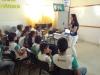 Palestra de arborização - Escola Mãe Vitória
