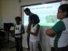 Palestra sobre agrotóxicos - Escola Zélia Matias