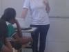 Palestra sobre saúde ambiental - Escola Paulo Freire