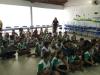 Palestra sobre higiene pessoal - Escola municipal Anézio Leão - Petrolina