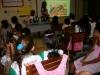 Palestra sobre alimentacao saudavel e reciclagem - Escola Odete Sampaio - Petrolina-PE (18-10-2012)
