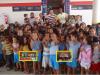 Teatro de Fantoches Escola Verde movimenta escola da região