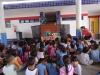 Teatro de fantoches - Escola Maria Amélia Duarte- Juazeiro (BA)
