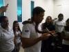 Visita Técnica ao CEMAFAUNA e ao Campus CCA da Univasf feita pela Escola Pe Luiz Cassiano - Petrolina-PE - 11.04.2014