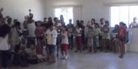 Alunos e professores participam de gincana em prol do meio ambiente - Escola Iracema Pereira da Paixao - Juazeiro-BA (17-10-2012)