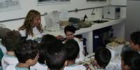 Alunos e professores visitam laboratorio do CRAD-UNIVASF 2 -Escola Anesio Leao - Petrolina-PE (17-10-2012)