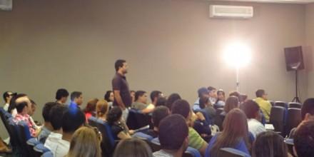 PalestradeAberturado1WorkshopdeEducacaoAmbientalInterdisciplinar-Petrolina-PE(07-12-2012)
