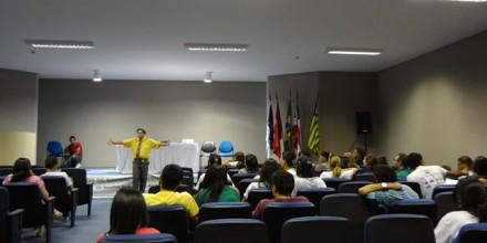 Teatro-1WorkshopdeEducacaoAmbientalInterdisciplinar(08-12-2012)