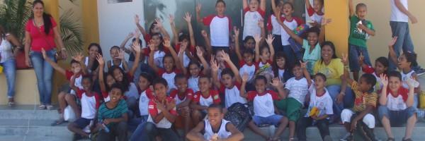 Visita Técnica ao CEMAFAUNA da Escola Maria de Lourdes Duarte