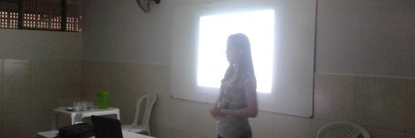 Apresentação do PEV e Atividade de Sensibilização na Escola Professora Luiza de Castro - Petrolina-PE - 21.08.13