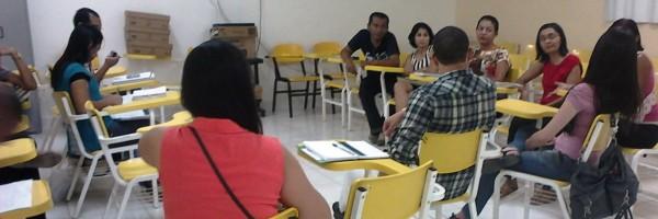Atividade de Ambientalização na Escola 25 de Julho - Juazeiro-BA - 15-08-2013
