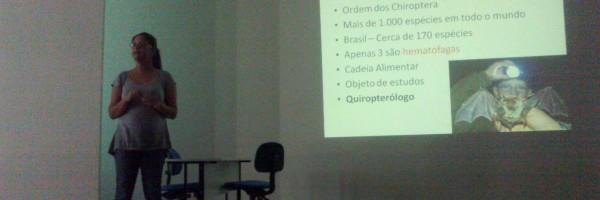 Visita Técnica ao CEMAFAUNA pela Escola Raimundo Nonato Primo, Juazeiro-BA - 10.11.13