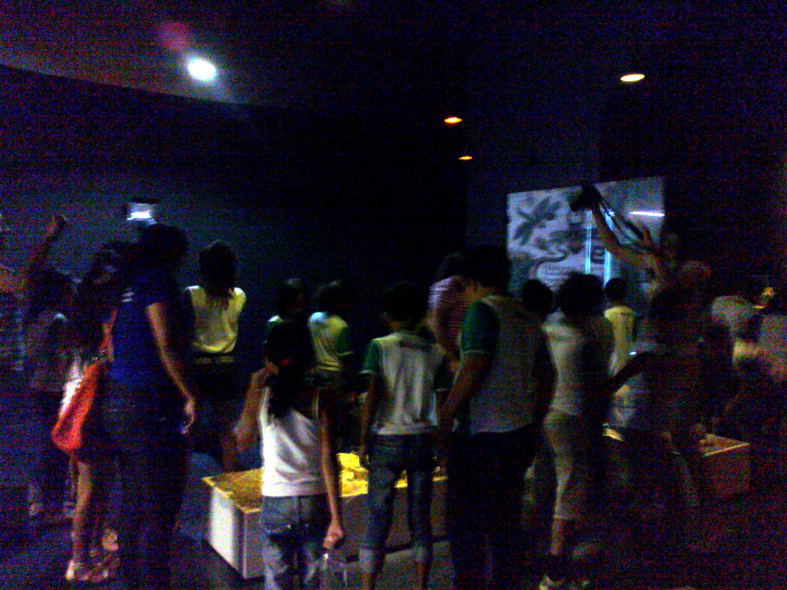 Visita ao CEMAFAUNA pela Escola Maria Soledade Alves, Juazeiro-BA - 22.11.13
