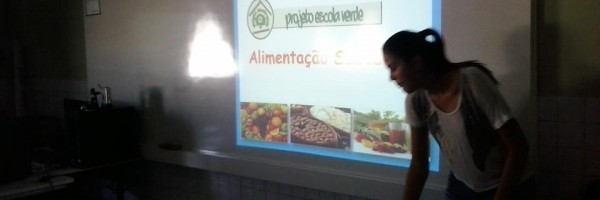 Palestra sobre Saúde Ambiental na Escola Municipal Governador Miguel Arraes, Petrolina-PE - 04, 22 e 23.10.13