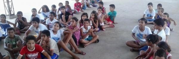 Atividade de Saúde Ambiental na Escola Ricardina Ferreira Leal, Petrolina-PE - 11.12.13