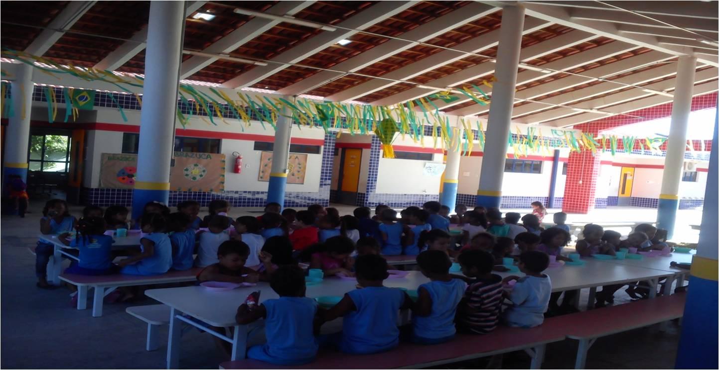 Atividades Artísticas na Escola Municipal de Educação Infantil Amélia Duarte - Juazeiro-BA - 27.05.2014