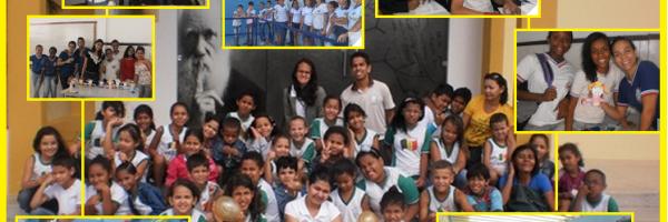 Ações de Educação Ambiental promovidas pelo PEV