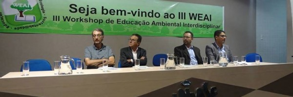 III Workshop de Educação Ambiental Interdisciplinar - Univasf - Petrolina-PE
