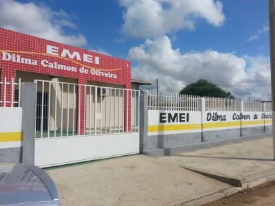 Escola Dilma Calmon