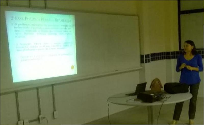 VI Minicurso de Educacao Ambiental Interdisciplinar - Univasf Campi Petrolina-PE e Juazeiro-BA - 04.05 a 08.05 (24)
