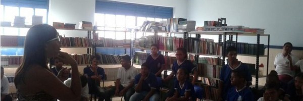 Atividade de saúde ambiental e educação no trânsito - Escola Artur Oliveira - Juazeiro-BA - 18.06.15