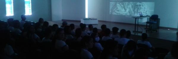 Visita técnica ao CEMAFAUNA (Univasf -CCA) - Escola Estadual Antônio Cassimiro - Petrolina-PE - 03.06.15