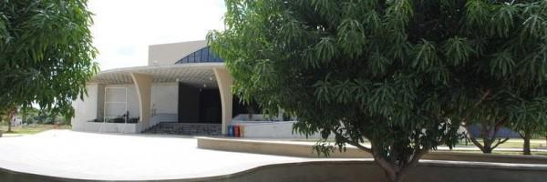 Complexo Multieventos - Univasf campus Juazeiro-BA