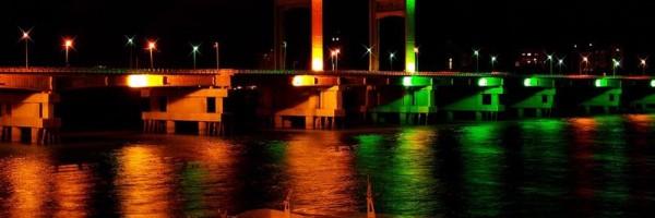 Ponte Presidente Dutra sobre o Rio São Francisco