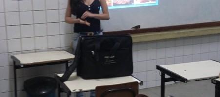 Atividade de saúde ambiental - Escola Professor Simão Amorim Durando - Petrolina-PE - 19.06.15