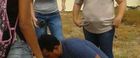 Oficina de reciclagem e arborização - João Barracão - Petrolina-PE - 20.06.15